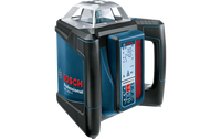 Bosch GRL 500 H Professional Rotation Laser With Receiver Bracket