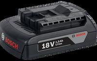 Bosch GBA 1.5 Ah 18V Battery