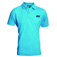 Ox Poloshirt - Blue