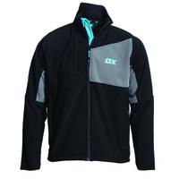Ox Softshell Black/Grey Jacket