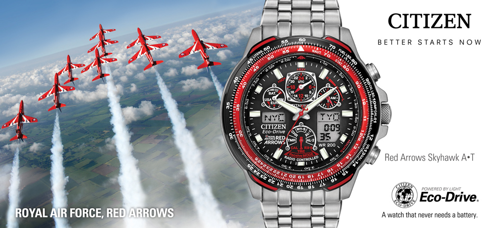 Citizen Red Arrows
