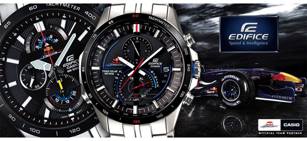 Edifice Watches From WatchO