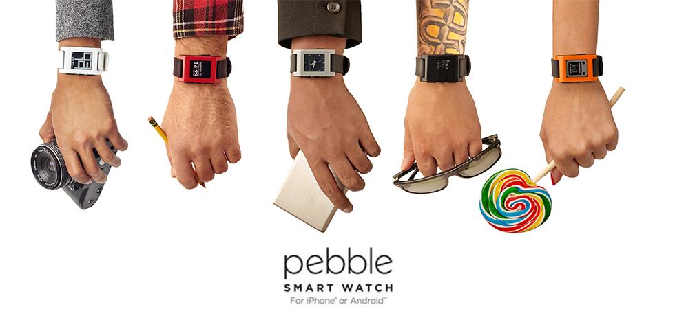 Pebble Watch UK
