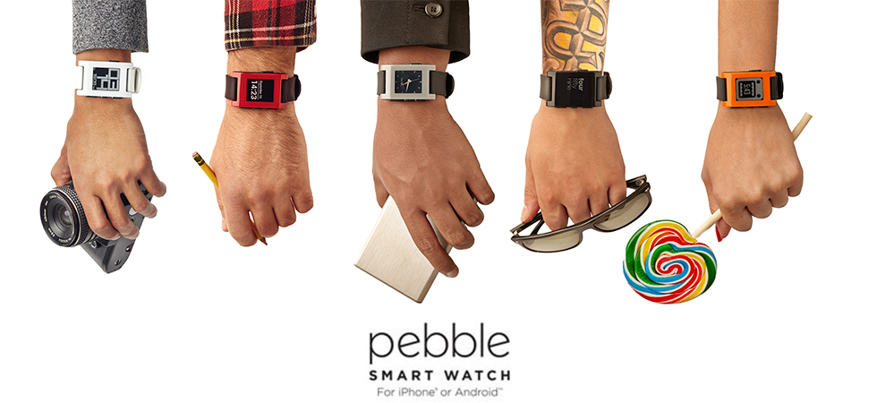 Pebble Watch UK