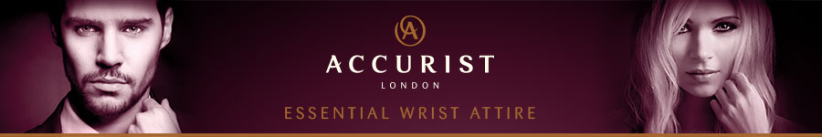 Accurist watches by WatchO