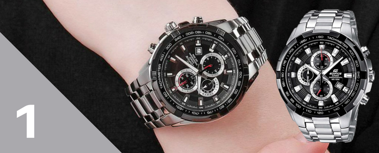 CASIO Edifice Watch | WatchO
