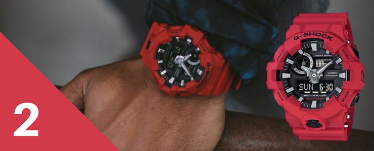 G-SHOCK GA-700 Watches | WatchO
