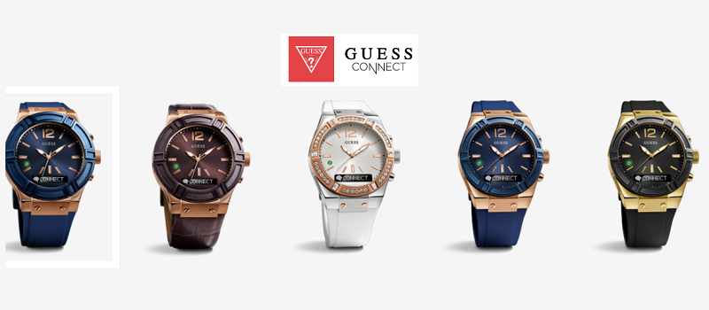 GUESS Connect Bluetooth Smartwatch | WatchO