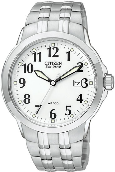 Watch Review - Citizen Eco-Drive BM7090-51A Men's Bracelet Watch