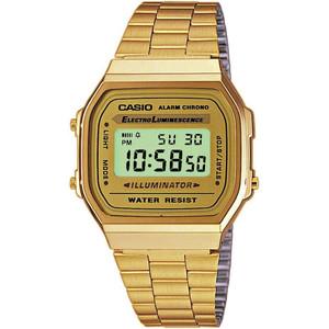 Casio Unisex Classic Retro Watch A168WG-9EF
