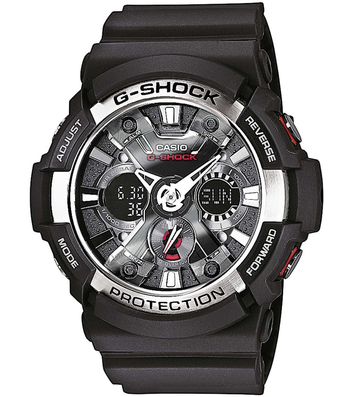 Product Review - Casio G-Shock Men's Chronograph Watch GA-200-1AER