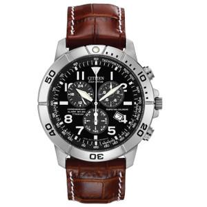 Citizen Men's Titanium Perpetual Chronograph Watch BL5250-02L