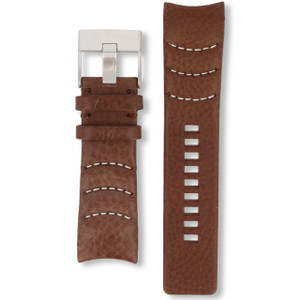 Diesel Replacement Watch Strap For DZ4037 Brown Leather