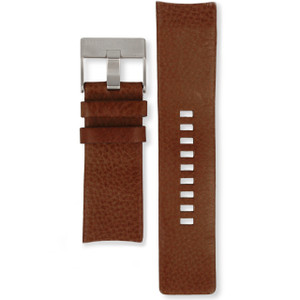 Diesel Replacement Watch Strap For DZ4033 Brown Genuine Leather