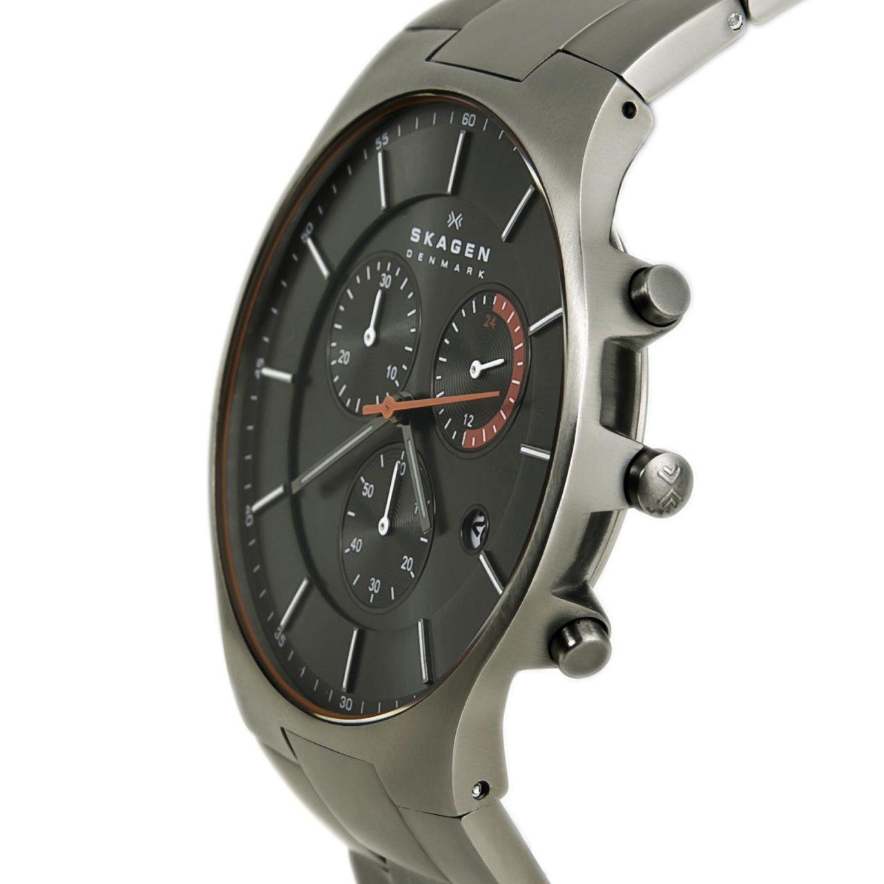 watch review skagen skw6076 aktiv titanium chronograph steel watch review skagen skw6076 aktiv titanium chronograph steel link balder watch