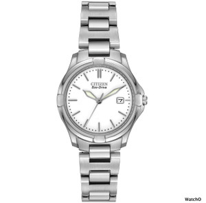 Citizen Silver Silhouette Sport Watch EW1960-59A