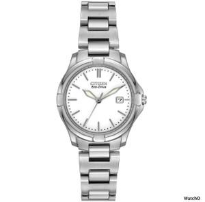 Citizen Silver Silhouette Sport Watch EW1960-59A