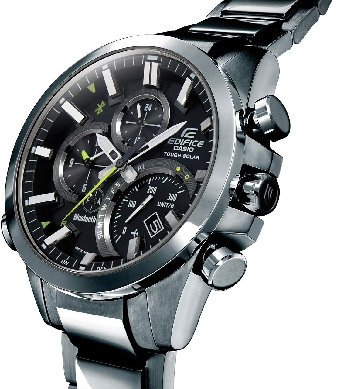 Watch Review - Casio Edifice Bluetooth Watch EQB-500D-1A