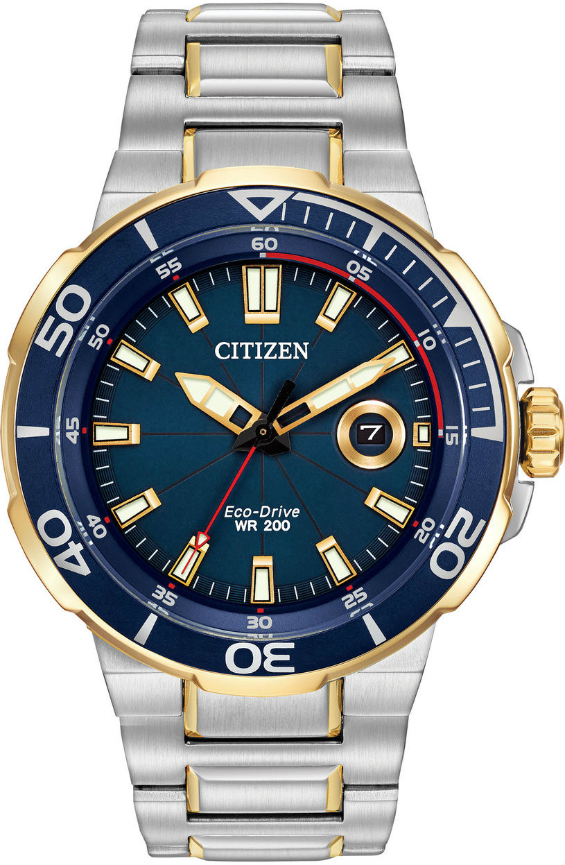 Watch Review - Citizen Endeavor AW1424-54L Eco-Drive Mens Sports Watch
