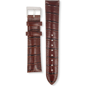 Hugo Boss Replacement Watch Strap Brown Genuine Leather For 20mm HB.47.1.14.2076 And HB1 Series
