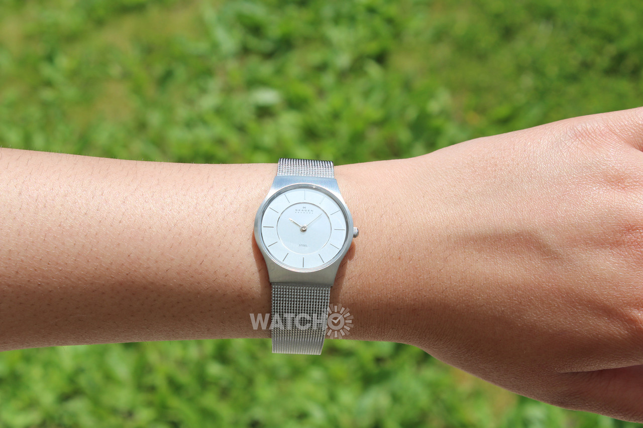 Watch Review - Skagen 233SSS Ladies Classic Silver Watch