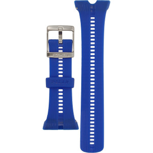 Polar Replacement Watch Strap For FT2 Blue