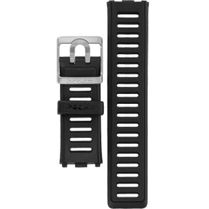 Polar Replacement Watch Strap For RC3 GPS Black