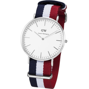 Daniel Wellington Men's Cambridge Star 40mm Watch 0203DW
