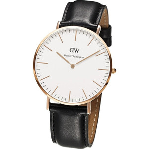 Daniel Wellington Men's Classic Sheffield 40 mm Watch 0107DW