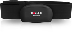 Polar Chest Soft Strap XXXL Black with Free Additional Battery