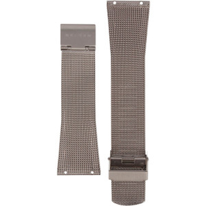 Skagen Watch Replacement Strap For 809XLTTN Silver Mesh Steel
