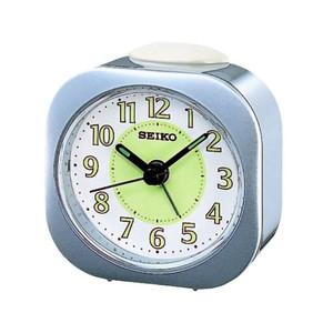 Seiko Silver Luminious Alarm Clock