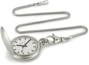 Mondaine Savonnette Pocket Watch With Chain A660.30349.16SBB