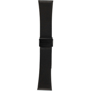 Skagen Watch Replacement Black Mesh Bracelet For 956XLTBB