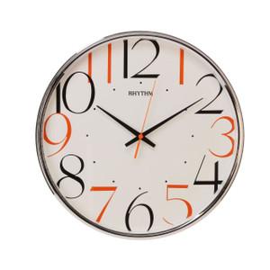 Rhythm Silent Wall Clock CMG486NR66