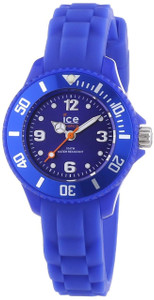 Boy's Ice Watch Blue Kids Ice Watch Mini Size SI.BE.M.S.13