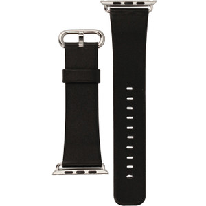 Apple Watch Replacement Strap Black Leather 38 mm