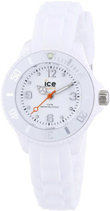 Ladies Ice Watch White Ice Watch Mini Size Watch SI.WE.M.S.13