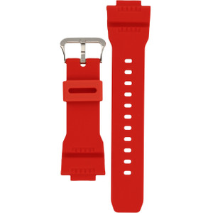 G-Shock Red Replacement Watch Strap 10332099 For G-7900A-4