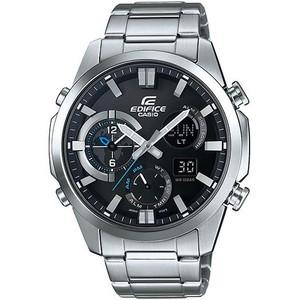 Edifice Black Dial watch ERA-500D-1AER