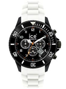 Ice-Watch Ice Chrono Black/White Big Size