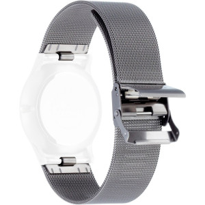 Skagen Replacement Watch Strap Mesh Titanium 20mm For 233XL Series