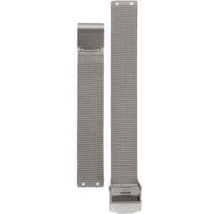 Skagen Replacement Silver Mesh Watch Strap 13mm For 355SSSM