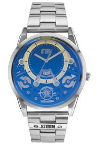 STORM Mechron Men's Lazer Blue Watch