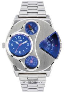 STORM V2 Navigator Men's Lazer Blue Watch