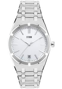 STORM Hixter Men's Silver Watch