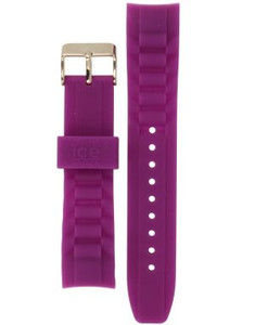 Ice-watch Replacement Strap Flourescent Purple with Free Pins [Unisex]
