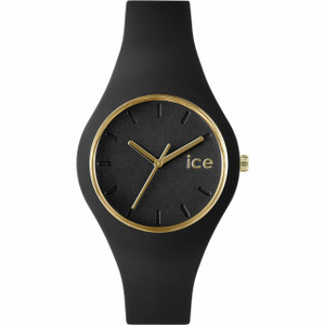 Ice Watch Only Time Black Glam Watch Small Size ICE.GL.BK.S.S.14
