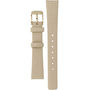 Radley Replacement Watch Strap Cream Leather 16mm For RY2288