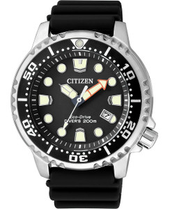 Citizen Promaster Professional 200m Divers Watch Black BN0150-28E
